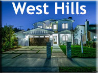 West Hills New Construction Homes for Sale
